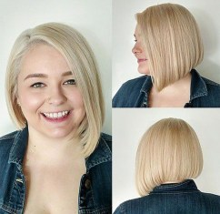 Awesome Haircuts Ideas For Round Face03