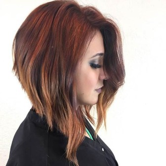 Charming Graduate Bob Haircut Ideas32