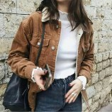 Delightful Winter Outfits Ideas Denim Jacket05