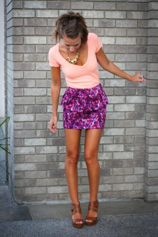 Fabulous Purple Outfit Ideas For Summer07
