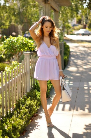 Fabulous Purple Outfit Ideas For Summer08
