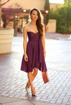Fabulous Purple Outfit Ideas For Summer19