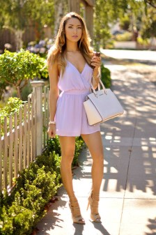 Fabulous Purple Outfit Ideas For Summer23