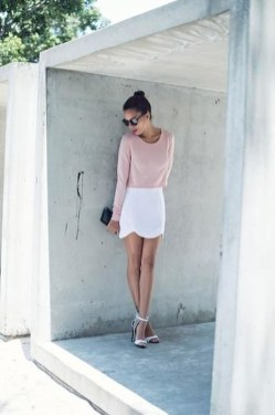 Fascinating Scalloped Clothing Ideas For Summer Outfits08