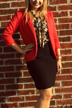 Incredible Skirt And Blouse This Fall Ideas22