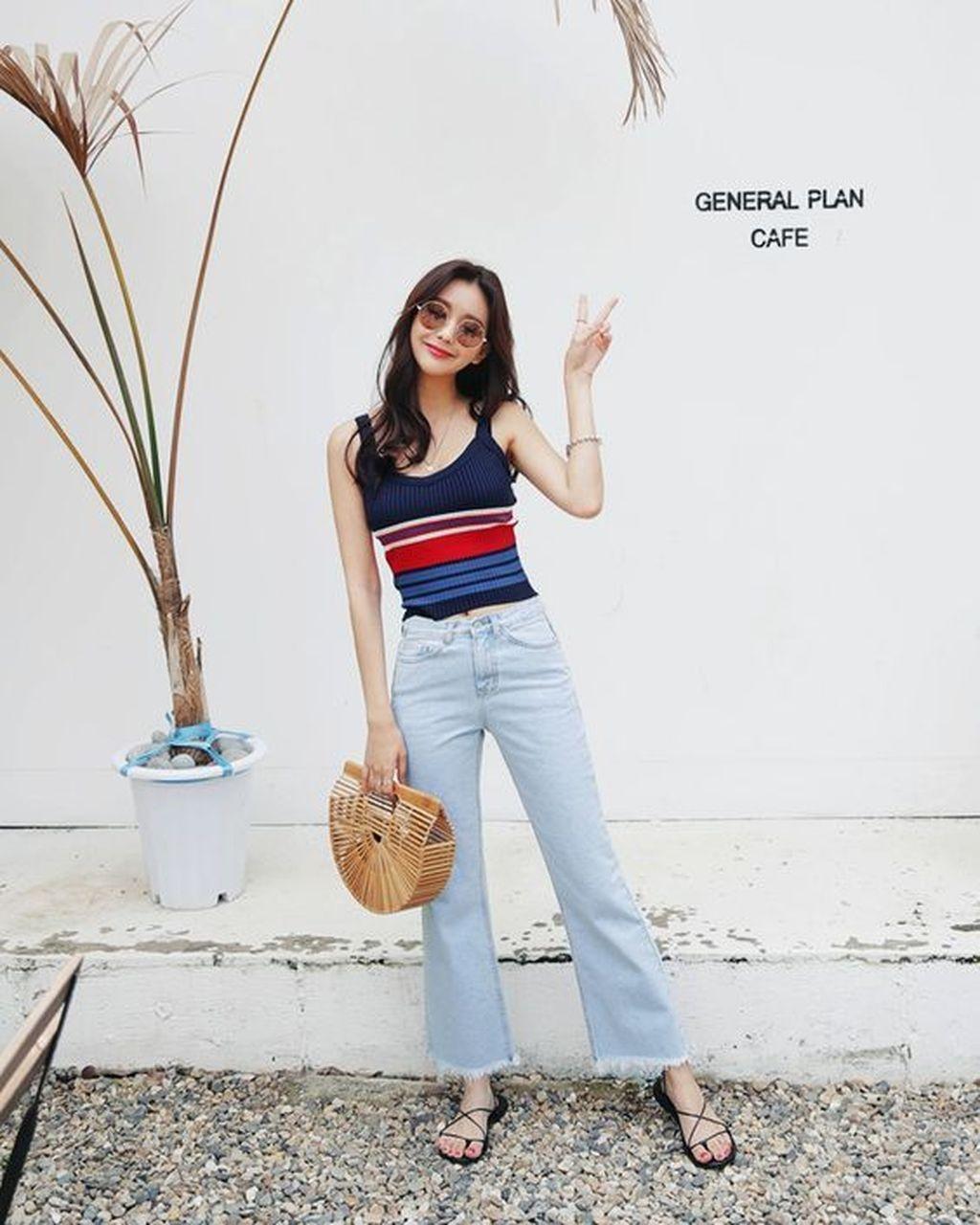 Inspiring Women Jeans Ideas Trends 201837