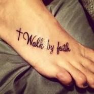 Lovely Foot Tattoo Ideas For Girls03