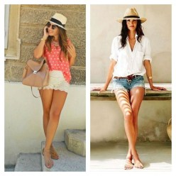 Perfect Wearing Summer Shorts Ideas19