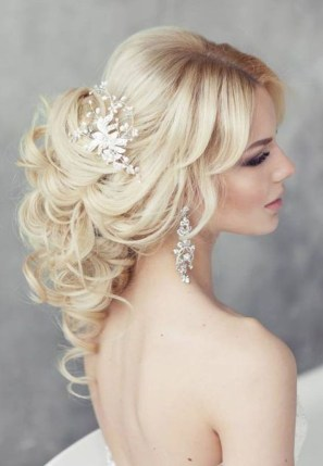 Perfect Wedding Hairstyles Ideas For Long Hair12