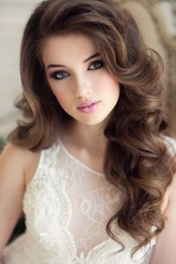Perfect Wedding Hairstyles Ideas For Long Hair35