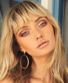 Popular Shimmer Summer Makeup Ideas40