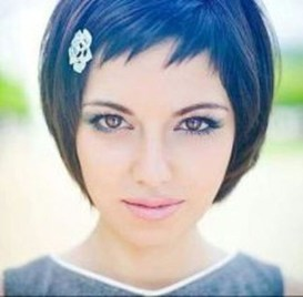 Pretty Hairstyle With Bangs Ideas23