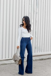 Pretty Winter Outfits Ideas High Waisted Pants28