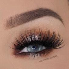 Stunning Shimmer Eye Makeup Ideas 201822