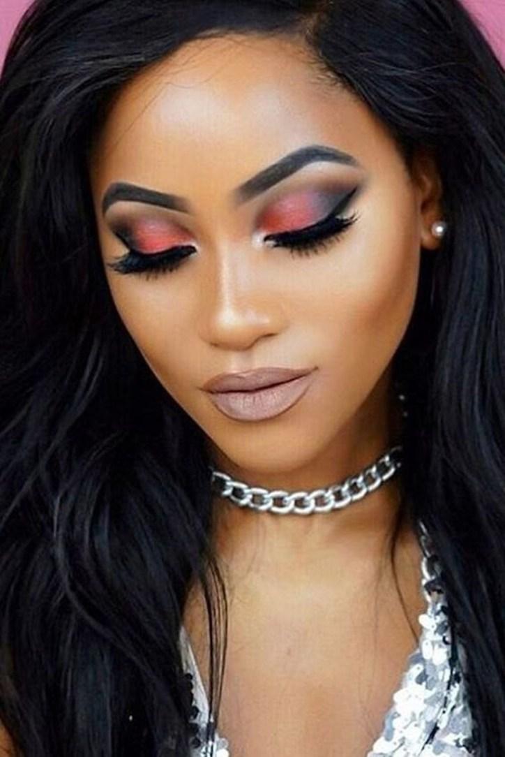 Stunning Shimmer Eye Makeup Ideas 201827