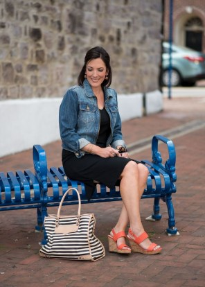 Stunning Spring Outfit Ideas With Wedges09