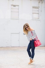 Stunning Spring Outfit Ideas With Wedges15