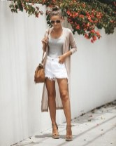 Stunning Spring Outfit Ideas With Wedges21