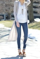 Stunning Spring Outfit Ideas With Wedges22