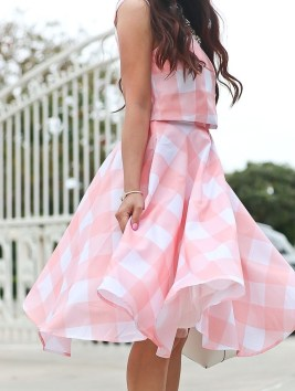 Wonderful Midi Skirt Outfit Ideas For Spring And Summer 201806