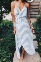 Wonderful Midi Skirt Outfit Ideas For Spring And Summer 201815