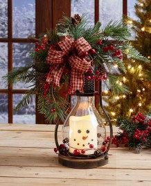 Affordable Winter Christmas Decorations Ideas09
