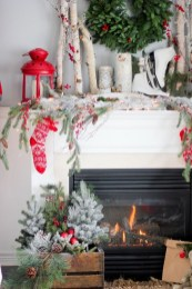 Affordable Winter Christmas Decorations Ideas34