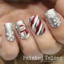 Astonishing Christmas Nail Design Ideas For Pretty Women09