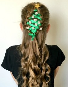 Awesome Hairstyles Christmas Party Ideas04