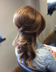 Awesome Hairstyles Christmas Party Ideas10