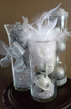 Casual Winter Themed Christmas Decorations Ideas27