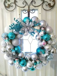 Casual Winter Themed Christmas Decorations Ideas28