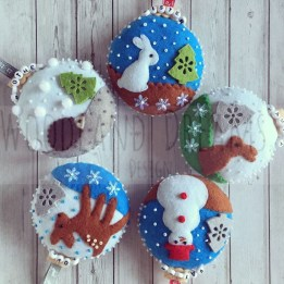 Casual Winter Themed Christmas Decorations Ideas29