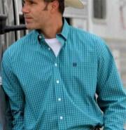 Cozy Plaid Shirt Outfit Christmas Ideas For Handsome Mens09