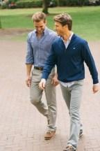 Cozy Plaid Shirt Outfit Christmas Ideas For Handsome Mens22