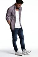 Cozy Plaid Shirt Outfit Christmas Ideas For Handsome Mens27