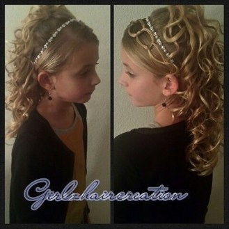 Cute Christmas Braided Hairstyles Ideas15
