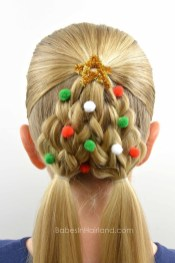 Cute Christmas Braided Hairstyles Ideas31
