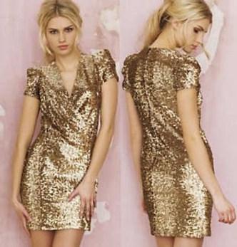 Cute Diy Wrap Mini Dress Ideas For Christmas Party44