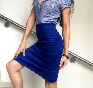 Elegant Midi Skirt Winter Ideas04