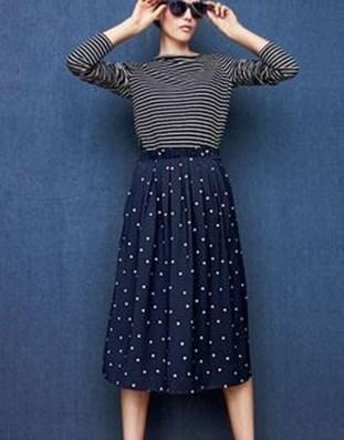 Elegant Midi Skirt Winter Ideas18