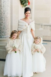 Fabulous Winter Wonderland Wedding Dresses Ideas20
