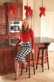 Incredible Holiday Style Christmas Outfit Ideas02