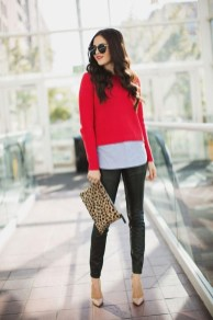 Incredible Holiday Style Christmas Outfit Ideas31