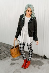 Lovely Maternity Winter Outfits Ideas12