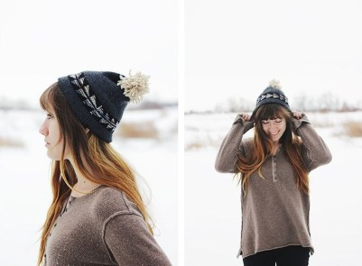 Minimalist Diy Winter Hat Ideas39