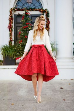 Outstanding Christmas Outfits Ideas07