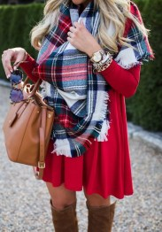 Outstanding Christmas Outfits Ideas12