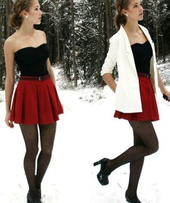 Outstanding Christmas Outfits Ideas31