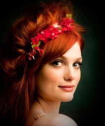 Popular Christmas Half Updos Ideas10
